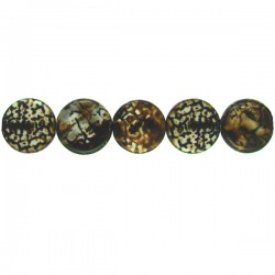 Carve Agate Coin