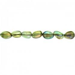 Rainbow Crystal Nugget Smoky AB Color