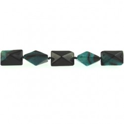 Agate-dyed-green-black-rectangle-3d