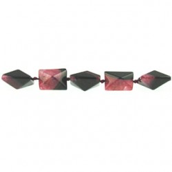 Agate-dyed-pink-black-rectangle-3d