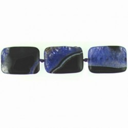 Dream-agate-purple-rectangle-25x35mm