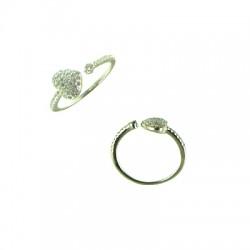 042915-E SS Heart Ring