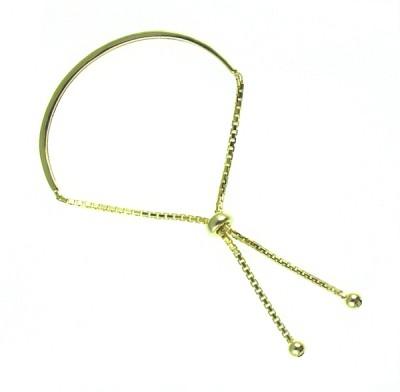 042915-F Vermeil Bangle Bracelet