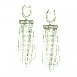 042915 ss Chain Earring