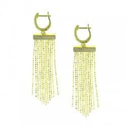 042915-v Chain Earring