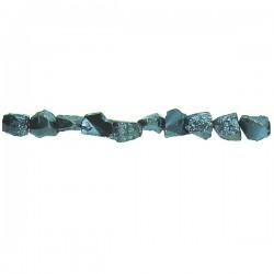 Pyrite Blue Color Nugget