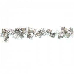 Pyrite Silver Color Top Drill Nugget