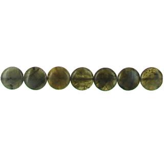 Labradorite-Coin