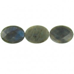 Labradorite-Fac-Oval 15x20mm