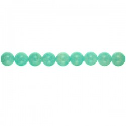 Amazonite Round Beads
