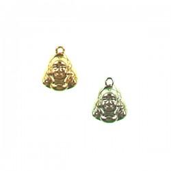 P8726 Brass Buddha