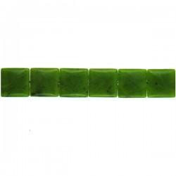 Taiwan Jade Square 18mm