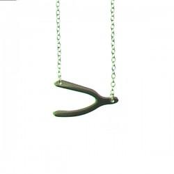105-0539 ss Bone Chain Nk