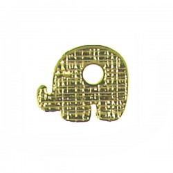 Zamak Elephant 20x24mm