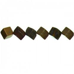 N-0128 Fancy Jasper Cubes