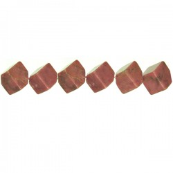 N-0128 Rhodenite Cubes
