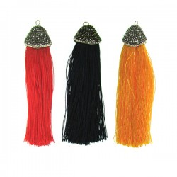 Tassel Crystal Assorted 3