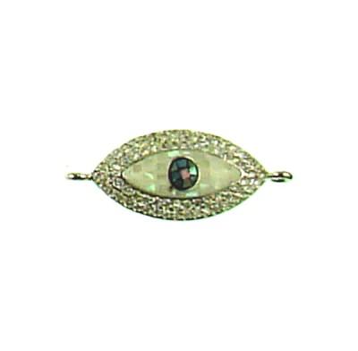 Brass Lucky Eye 11x27mm