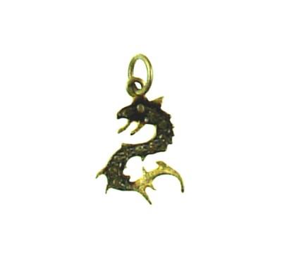 GVBD1043 Snake Pendant