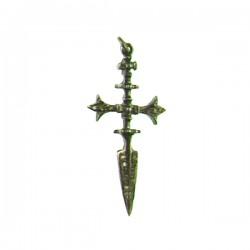 GVBD1174 Cross Pendant